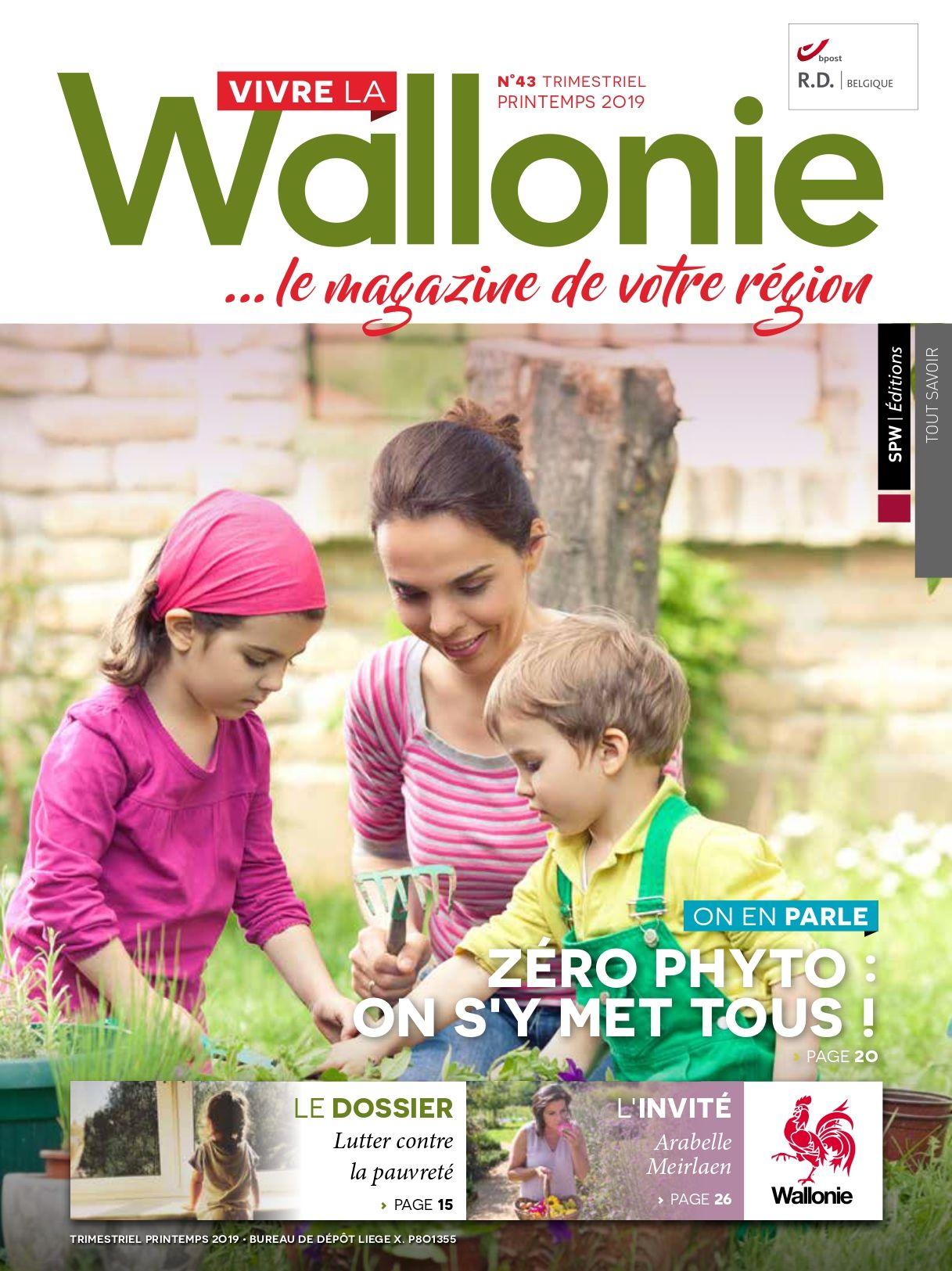 Vivre la Wallonie 43